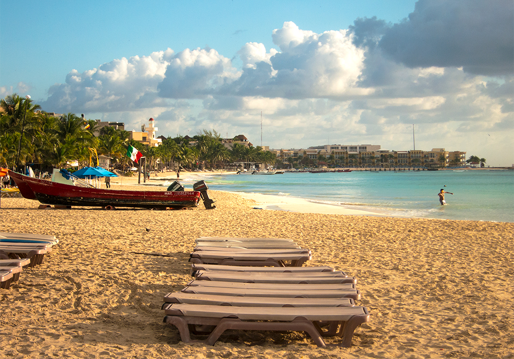 image of beautiful beach for inspiration